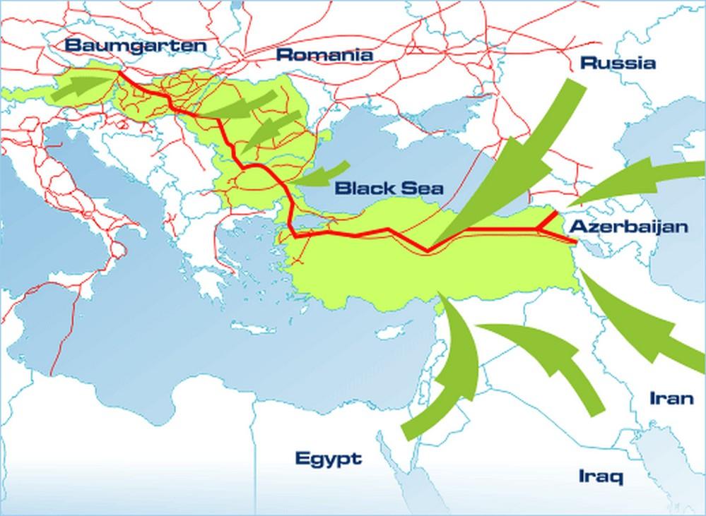 Проект Nabucco