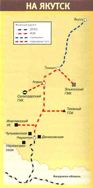 развитие Южной Якутии»