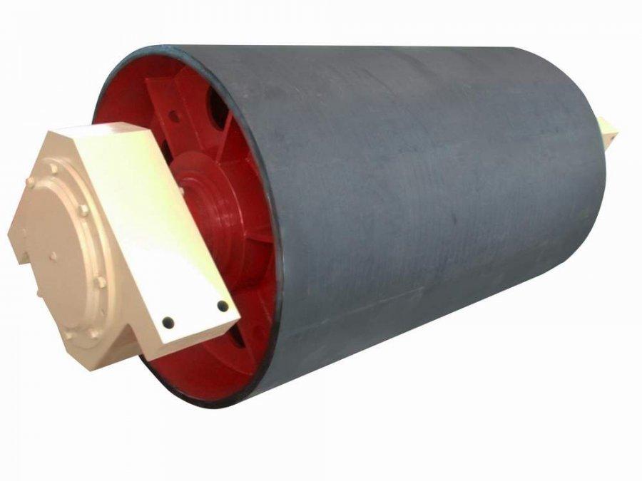 Мотор барабан приводной ленточного конвейера расчет производительности ленточного транспортера онлайн