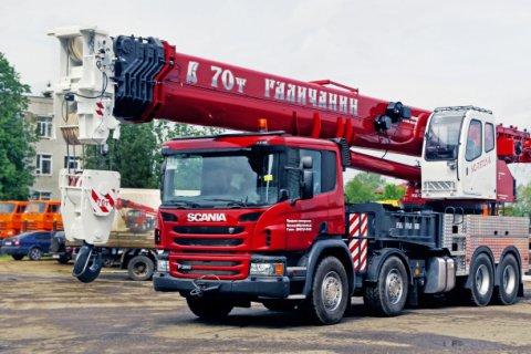 """""""Галичанин"""" и Scania представили совместный продукт"""