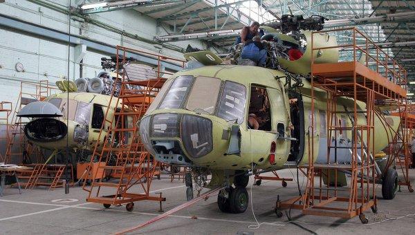 «Вертолеты России» возводят вертолетный комплекс вБатайске