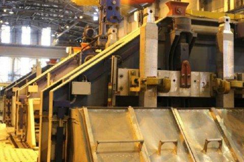 На Саяногорском алюминиевом заводе запущен первый электролизер нового поколения РА-550