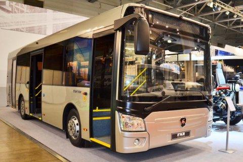 «Группа ГАЗ» представила на выставке Busworld Russia автобусы стандарта «Евро-5».