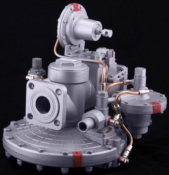 Регулятор давления газа РДГ 50Н