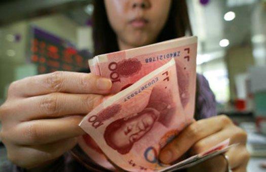 обмен денег в китае пропитывается запахом пота