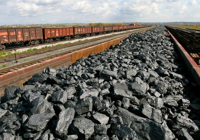 Организация услуг железнодорожные перевозки угля