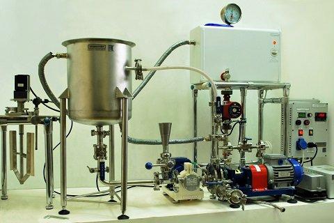 Российское оборудование для разработки и производства инновационных промышленных покрытий.