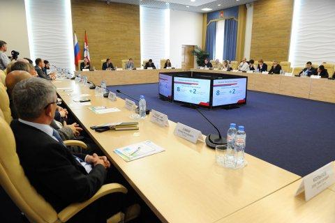 Всероссийский деловой саммит «АгроМаш 2017: Локализация производства в России».