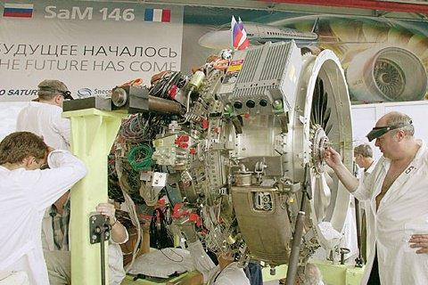 ОДК будет применять композитные детали в двигателях для авиалайнеров Sukhoi Superjet 100