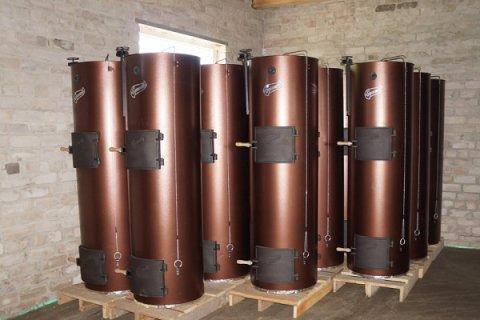 Инновационное производство твердотопливных котлов длительного горения начато в Якутске