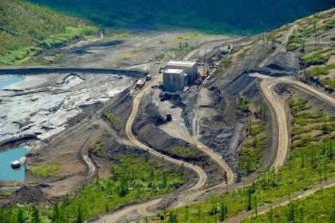 На руднике «Ветренский» построят новое хвостохранилище
