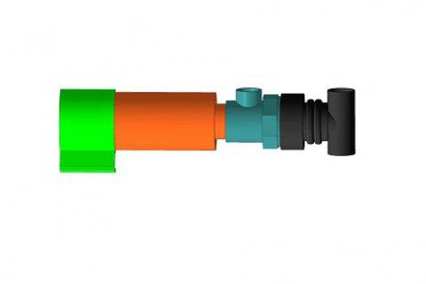 Изобретён ниппель который самостоятельно подкачивает шины любого автомобиля во время движения.