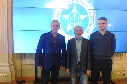 «Пожнефтехим» на НТР Российского Морского Регистра судоходства