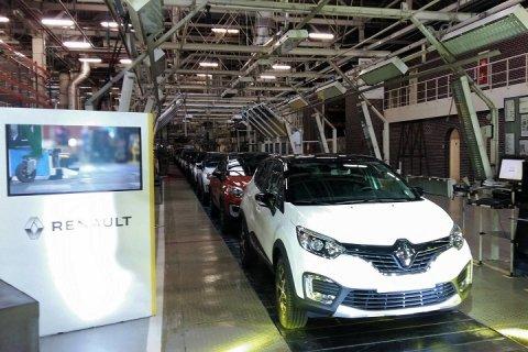Французские автопроизводители заинтересовались локализацией бизнеса в Москве