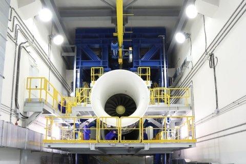 В АО «ОДК-Пермские моторы» приступили к стендовым испытаниям первого серийного двигателя ПД-14