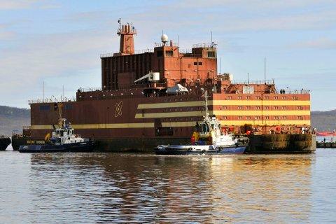 Энергетический пуск первой реакторной установки произведен на ПЭБ «Академик Ломоносов»