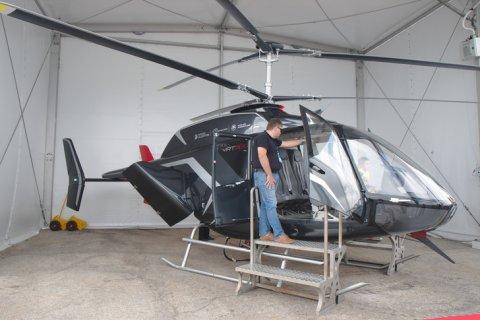 В ЦАГИ завершились тестовые испытания несущего винта многоцелевого вертолета VRT500