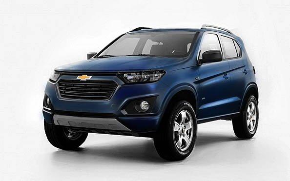 Сборка обновленной Chevrolet Niva начнется уже в январе