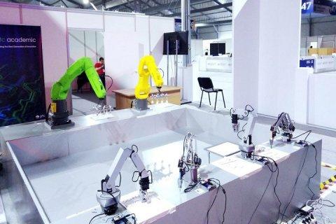 FANUC впервые представляет компетенцию «Промышленная робототехника» на Международном этапе WorldSkills в Казани