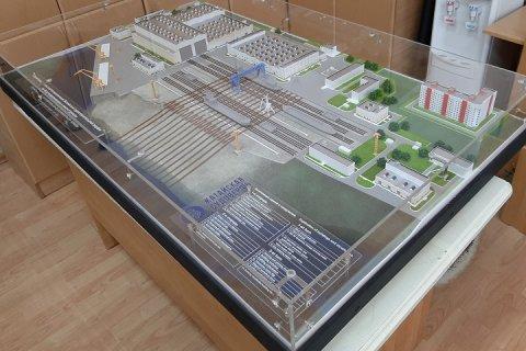 В Якутии завершен нулевой цикл строительства высокотехнологичной Жатайской судоверфи