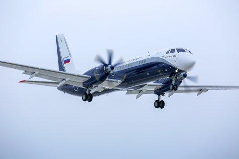 Новый региональный самолет Ил-114-300 впервые стал на крыло