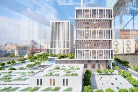 В технопарке на юге Москвы началось строительство нового корпуса для высокотехнологичных производств