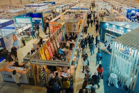 Главная выставочная площадка текстильной и легкой промышленности - ТЕКСТИЛЬЛЕГПРОМ возобновляет свою работу и открывает выставочный сезон 2021 г