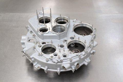 «Салют» участвует в создании опытного образца двигателя ВК-650В
