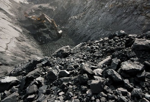Добыча угля в мире