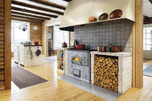 Экономичное отопление частного дома без газа