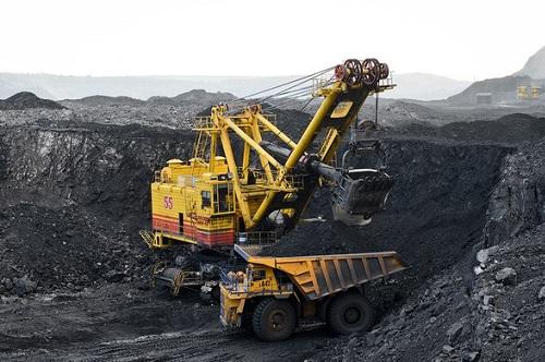 Добыча угля в 2016 году