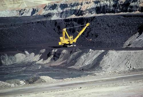 Открытая добыча угля в России