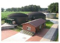 Общий потенциал рынка для биогаза, а также производства электроэнергии и тепла на основе биогазовых установок с...